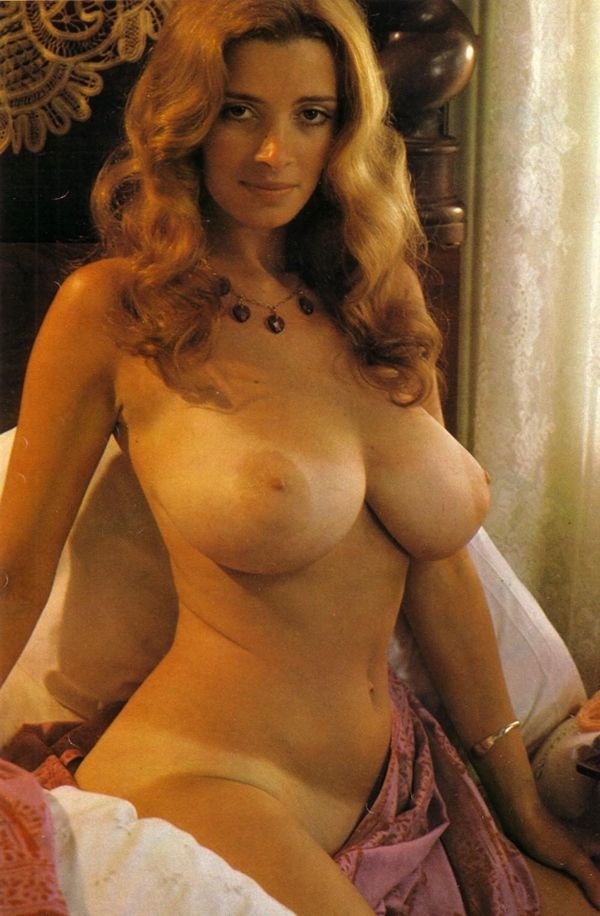 Consider, that Retro vintage big boobs nude
