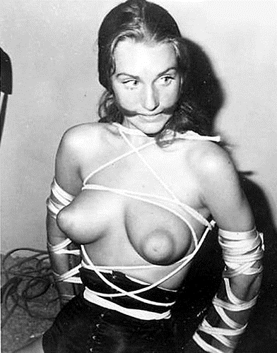 Something is. Vintage retro bondage girls join. All
