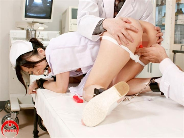 Japanese nurse bondage