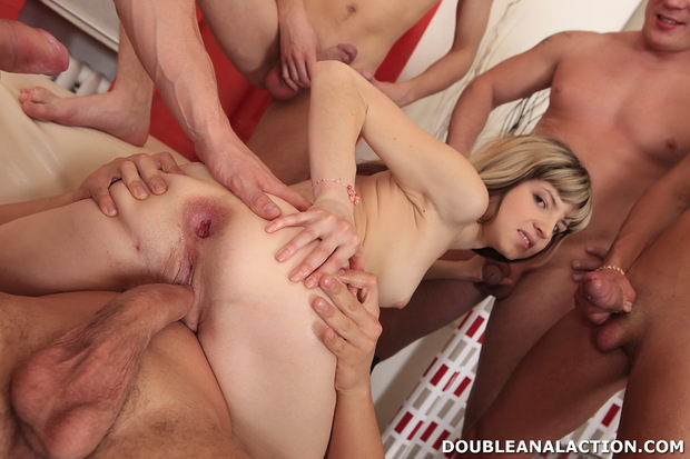 gangbang party anal gang bang