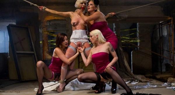 Lesbiab pornos masturbatian together