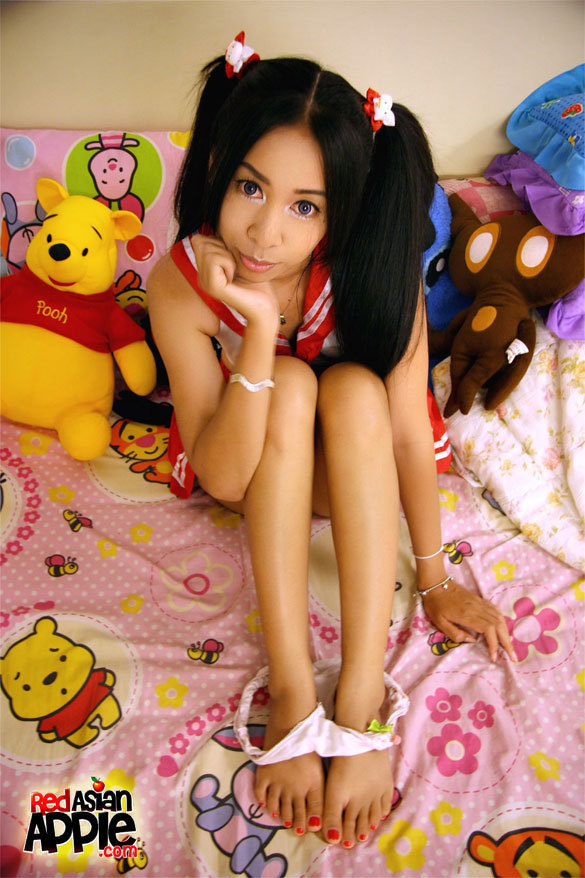 Japanese Cosplay School Girl Uniform Amateur Asian College Hot Non