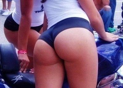 !; Ass Babe Non Nude