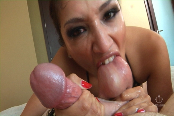 big cock blow job