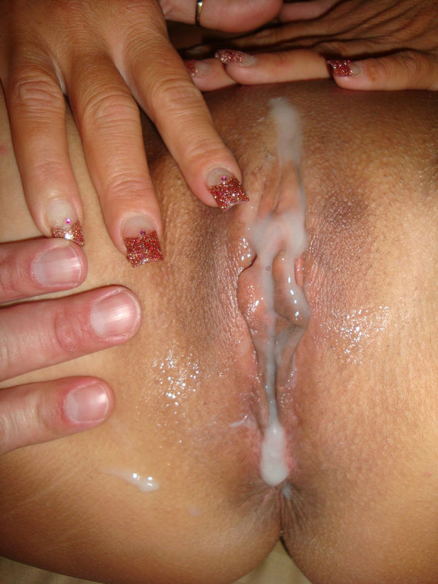 Can not girls pussy covered in cum site, with
