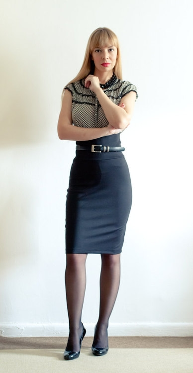 That would pencil skirt heels remarkable