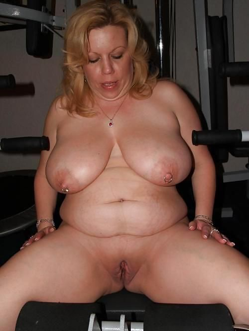 Chubby amateur mature big tits what