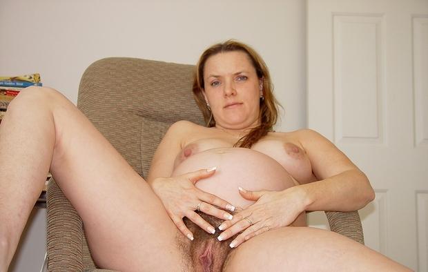 ; Amateur Brunette