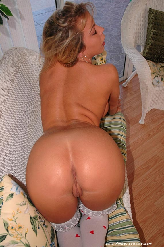 Amber Lynn Bach; Ass Blonde