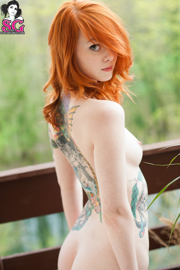 redhead rules; Babe Red Head Small Tits Teen Stylish