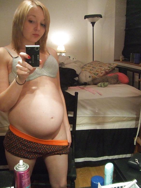 Girls pregnant nude amateur