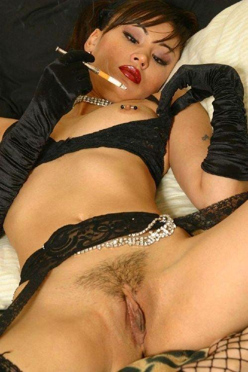 ...; Asian Brunette Hairy Hsu Jade Jadeshsu Lingerie Pierced Pussy