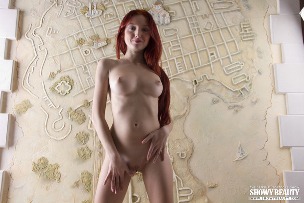 ...; Babe Big Tits Pussy Red Head