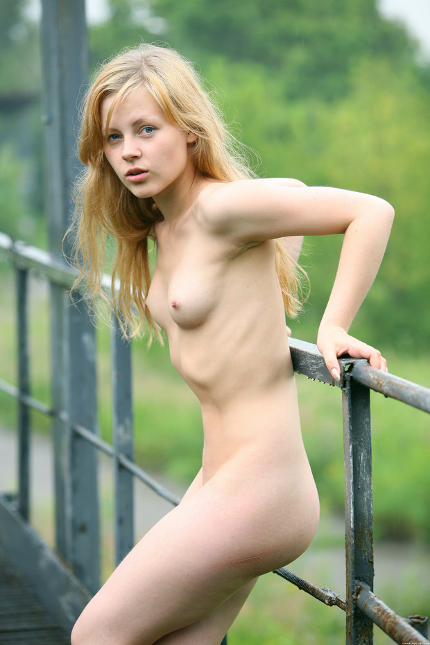 ...; Babe Blonde Hot Teen