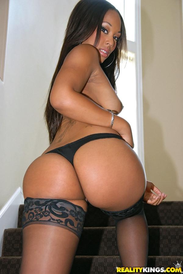 Leilani Leeane; Ebony Pornstar Softcore