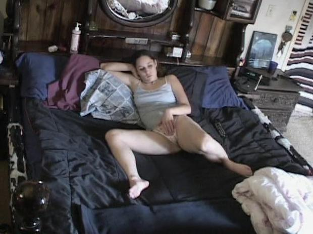 Sexy Teen Masturbation Orgasm
