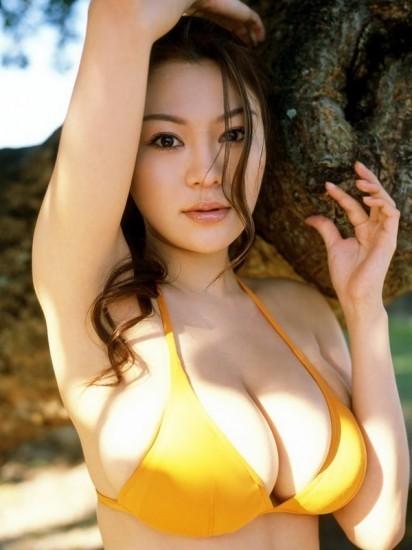 ...; Asian Babe Big Tits Brunette Non Nude