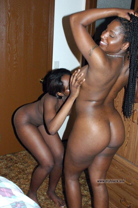 real amateur ebony