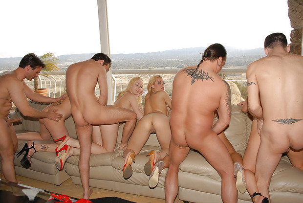 group of sex